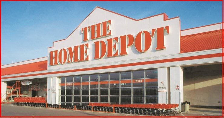 home depot work schedule